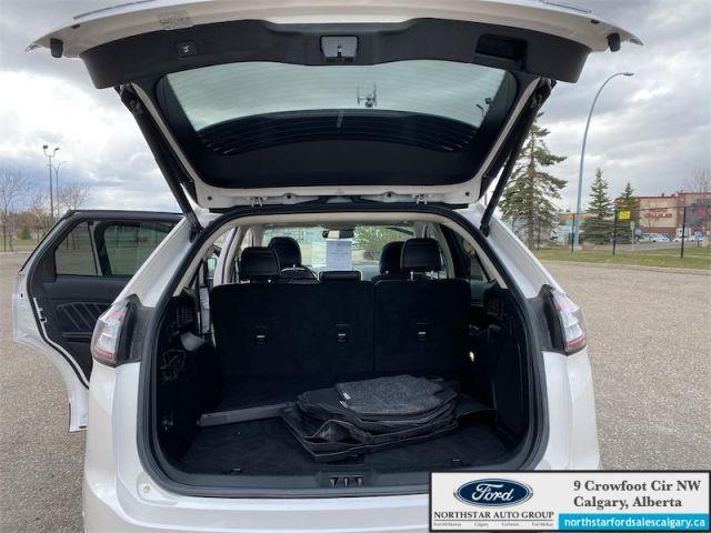 2018 Ford Edge Sport   SPORT  MOONROOF  NAV  ADAPTIVE CRUISE  - $251 B/W