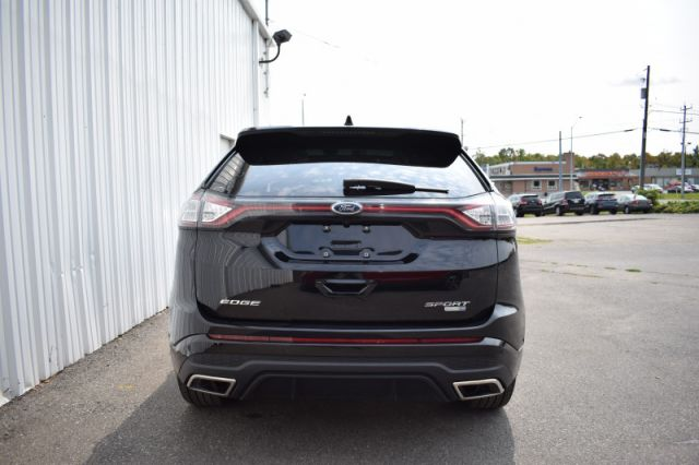 2018 Ford Edge Sport  AWD | POWER LIFTGATE | LEATHER | MOONROOF | NAV | HEATED