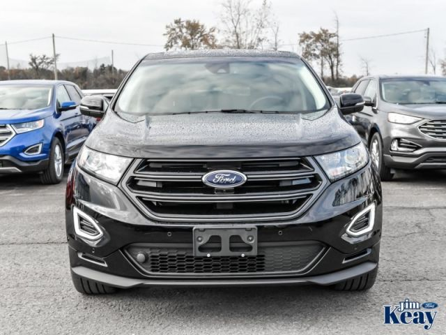 2018 Ford Edge Sport  Demo