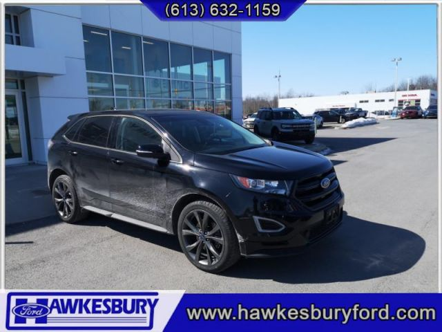 2018 Ford Edge AWD  - Leather Seats -  Bluetooth
