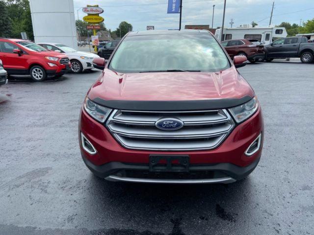 2018 Ford Edge SEL  - Navigation - Panoramic Roof - $194 B/W