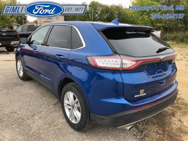 2018 Ford Edge SEL  - Bluetooth -  Heated Seats