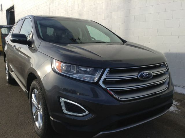 2018 Ford Edge 4 Door Sport Utility