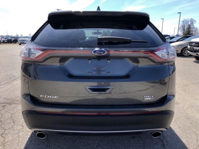 2018 Ford Edge SEL / Previous Daily Rental   - $193 B/W