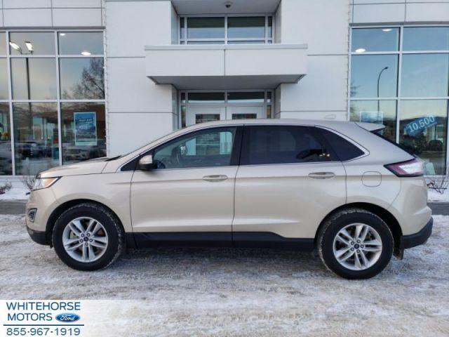 2018 Ford Edge SEL  - $182 B/W