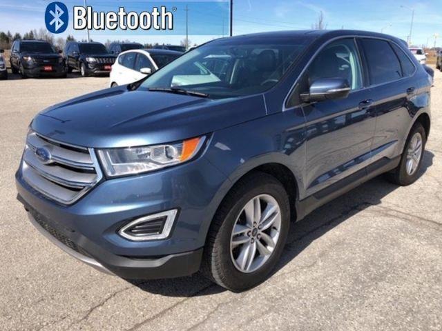 2018 Ford Edge SEL  - Bluetooth -  Heated Seats - $205.19 B/W