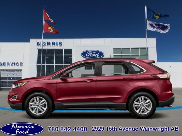 2018 Ford Edge SEL  - Certified - Low Mileage