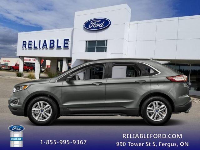 2018 Ford Edge SEL  Navigation-Panoramic Sunroof - Navigation- Bluetooth -  Hea