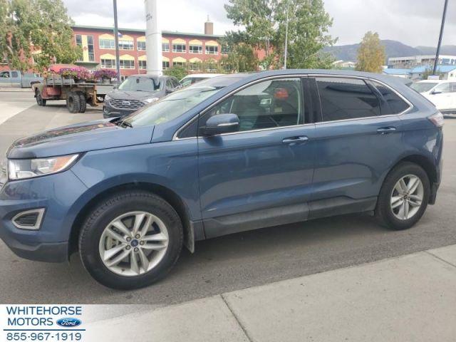 2018 Ford Edge SEL  - $222 B/W