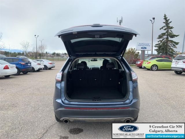 2018 Ford Edge Titanium   LEATHER  MOONROOF  NAV  ECOBOOST  COLD WEATHER PKG  -