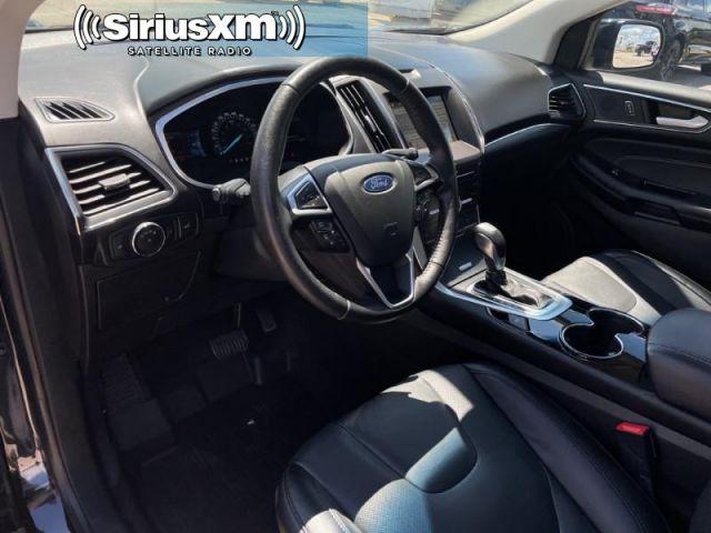 2018 Ford Edge Titanium  Titanium 302A Package- Leather Interior- Heated/Cooled