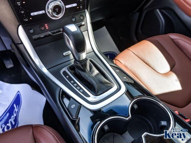 2018 Ford Edge Titanium  - Leather Seats -  Bluetooth - $173.60 /Wk