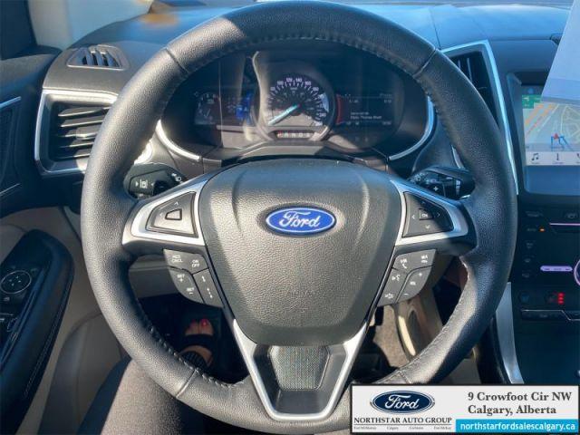 2018 Ford Edge Titanium  |MOONROOF| NAV| HEATED & COOLED SEATS| ADAPTIVE CRUISE