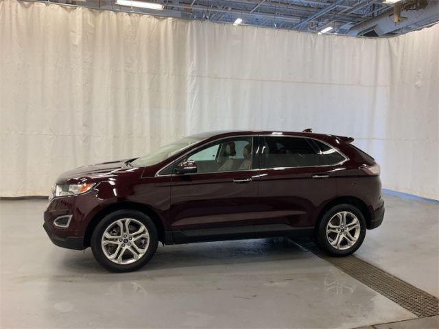 2018 Ford Edge Titanium AWD   ALBERTA'S #1 PREMIUM PRE-OWNED SELECTION