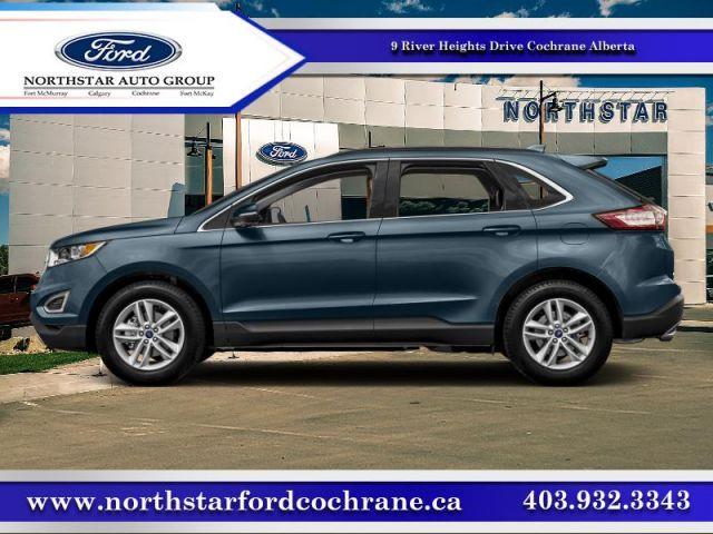2018 Ford Edge Titanium  - Certified - Leather Seats - $237 B/W