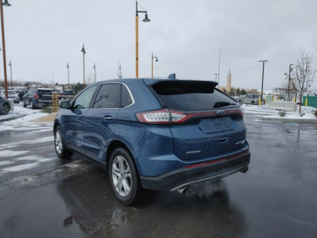 2018 Ford Edge Titanium  CERTIFIED PRE-OWNED|LEATHER|ROOF|NAVI  $237 B/W