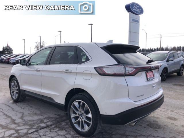 2018 Ford Edge Titanium  /Leather Interior/Navigation/Remote Start