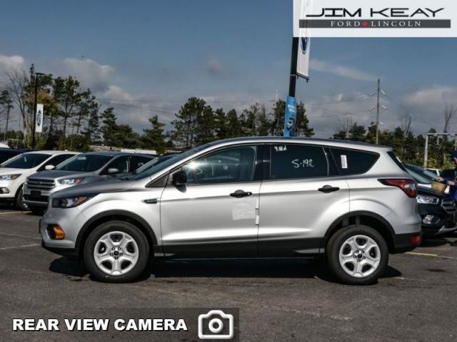 2018 Ford Escape S   Demo- Bluetooth