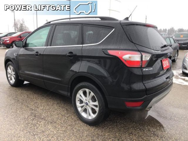 2018 Ford Escape SEL  CPO Vehicle, 1.9% Financing up to 72 months OAC - Leather S