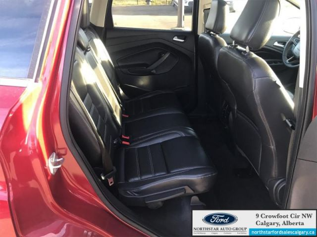 2018 Ford Escape SEL  | MOONROOF| NAV| LEATHER|  - $174 B/W