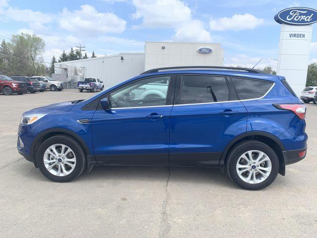 2018 Ford ESCAPE SE 4wd SE AWD   low kms