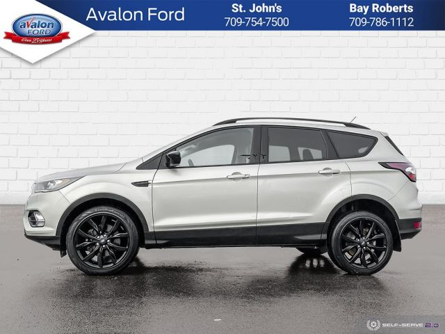 2018 Ford Escape SE - 4WD (as of 02/12/2018)