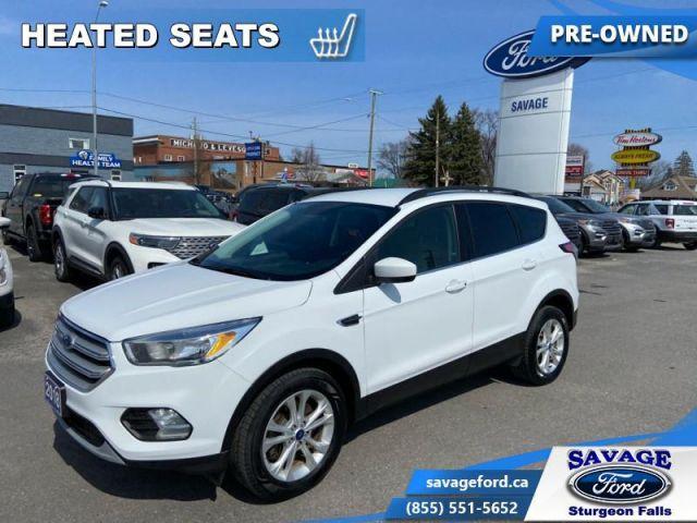 2018 Ford Escape SE  - Cloth Seats - Back Up Camera