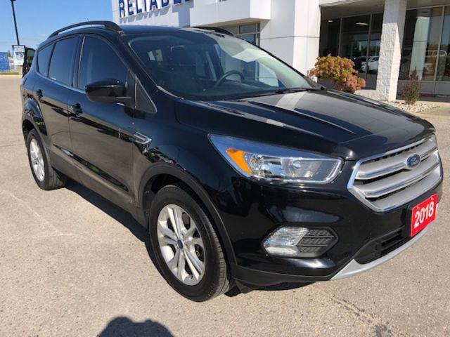 2018 Ford Escape SE  - Bluetooth -  Heated Seats - $163 B/W