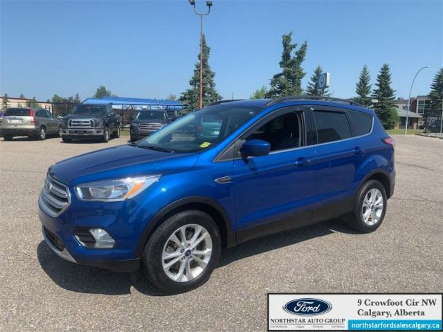 2018 Ford Escape SE   SE  AWD  ONE OWNER   - $133 B/W