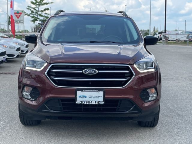 2018 Ford Escape SE  CPO Vehicle 1.9% Financing Up to 72 months OAC-SE Sport Appe
