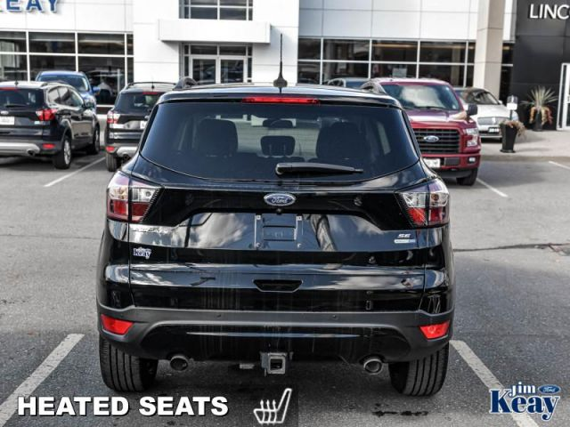 2018 Ford Escape SE  Demo - Bluetooth -  Heated Seats