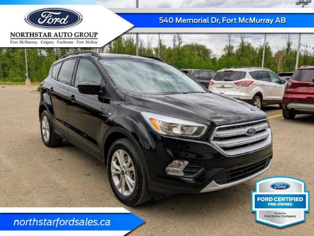 2018 Ford Escape SE 4WD  |CERTIFIED PRE-OWNED