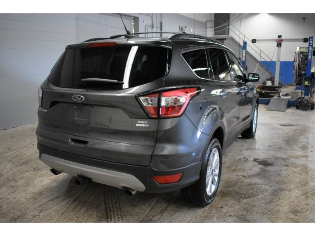 2018 Ford Escape SEL 4X4 - *BACKUP CAM, LEATHER, LOW KMS *