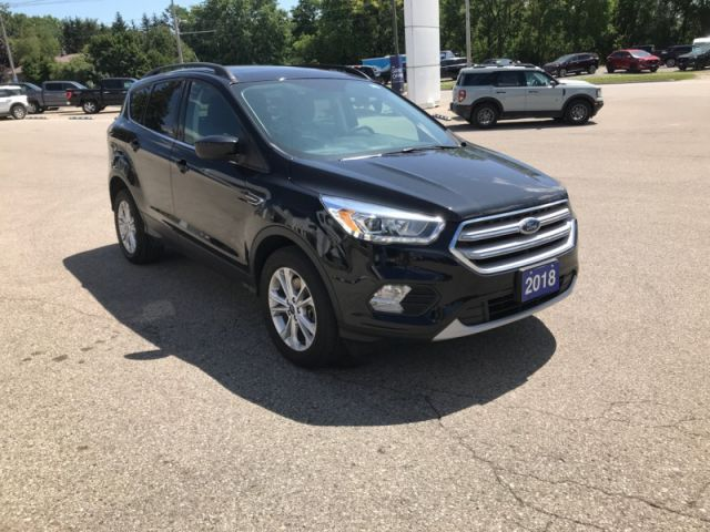 2018 Ford Escape SEL  - Leather Seats - Sunroof - $184 B/W