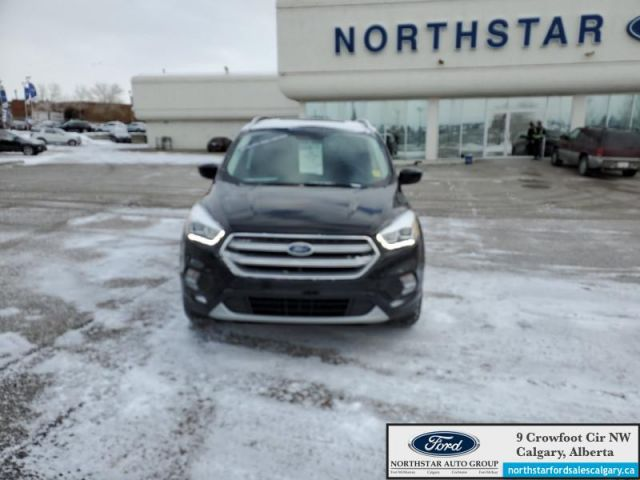 2018 Ford Escape SEL  |LEATHER| NAV| MOONROOF| ECOBOOST| - $174 B/W