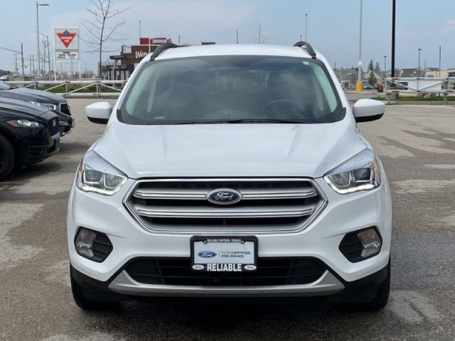 2018 Ford Escape SEL   CPO Vehicle 1.9% Financing Up to 72 months OAC. - Leather