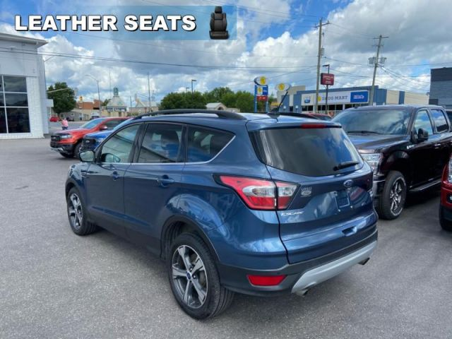 2018 Ford Escape SEL  - Power Liftgate - Leather Seats - $173 B/W