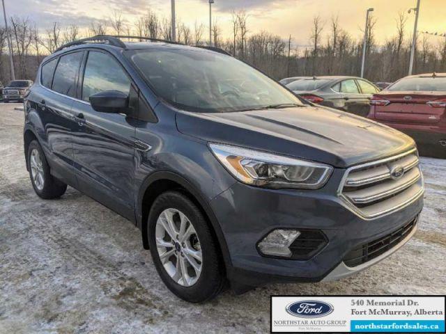2018 Ford Escape SEL  |1.5L|Rem Start|Nav|Panoramic Vista Roof|Low Mileage