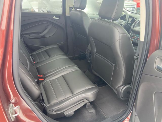 2018 Ford Escape SEL  - One owner - Ex-lease - Local - $167 B/W
