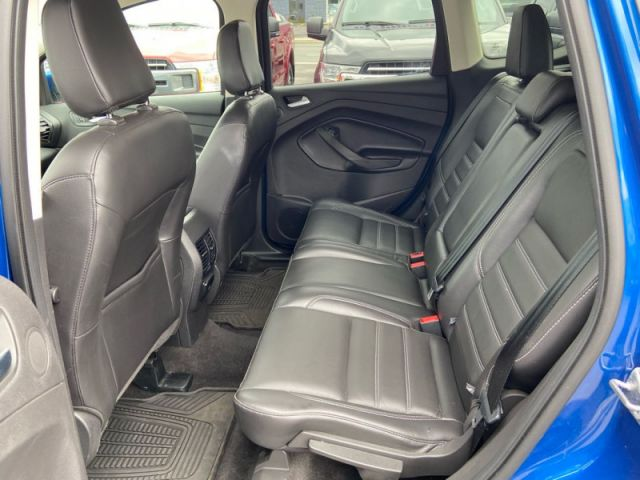 2018 Ford Escape Titanium  - Power Liftgate - Leather Seats - $207 B/W
