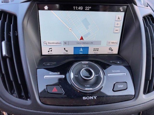 2018 Ford Escape Titanium  - Leather Seats -  Bluetooth - $196 B/W