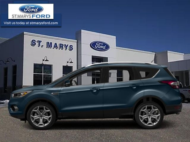 2018 Ford Escape Titanium  - Leather Seats -  Bluetooth - $195 B/W