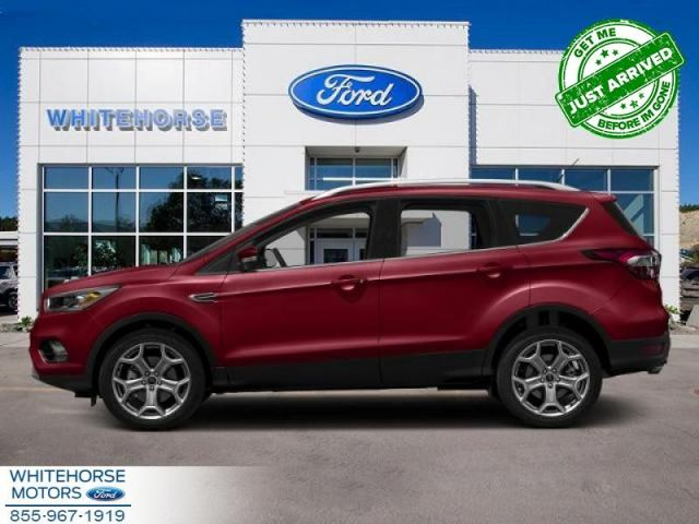 2018 Ford Escape Titanium  - Leather Seats -  Bluetooth - $168 B/W