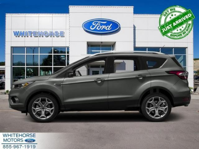 2018 Ford Escape Titanium  - $215 B/W