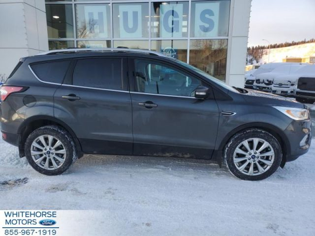 2018 Ford Escape Titanium  - $215 B/W - Low Mileage
