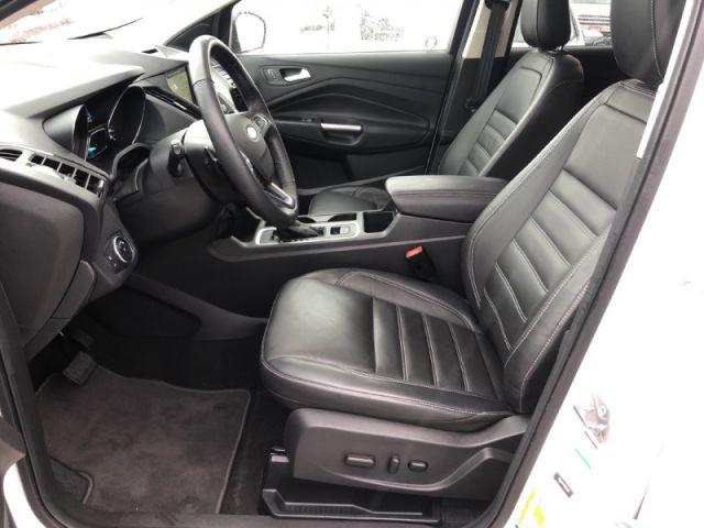 2018 Ford Escape Titanium   - Leather Seats - Heated Seats- Remote Start- Navigat