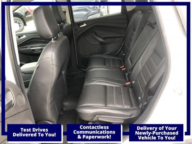 2018 Ford Escape Titanium  - Certified