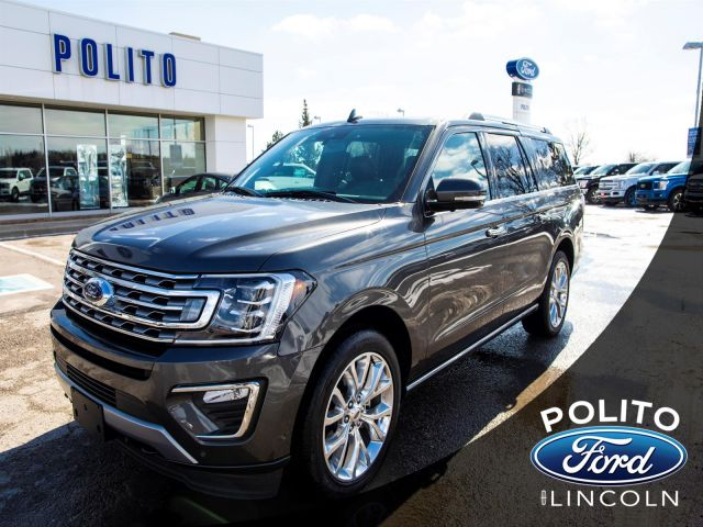 2018 Ford Expedition MAX Limited 4WD