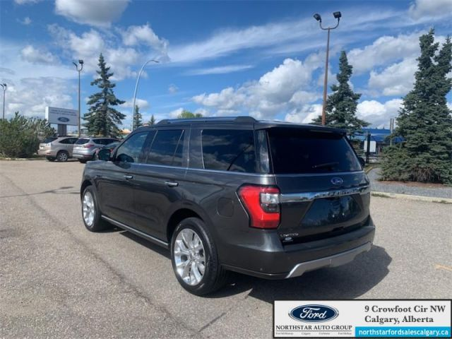 2018 Ford Expedition Limited  |LEATHER| ROOF| NAV| 7 PASSENGER| 22S| - $459 B/W