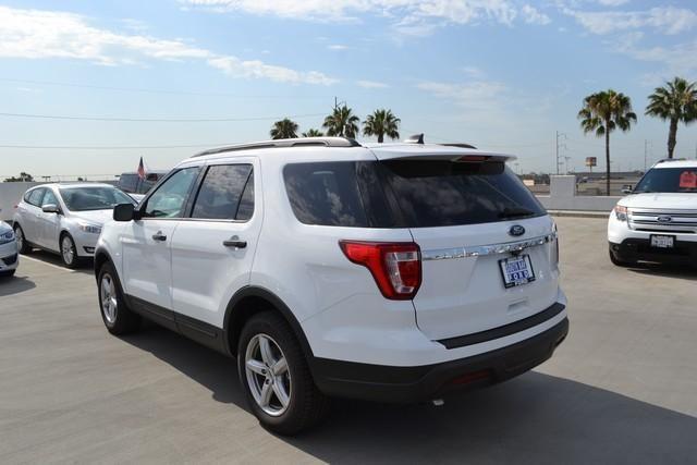 2018 Ford Explorer Base FWD
